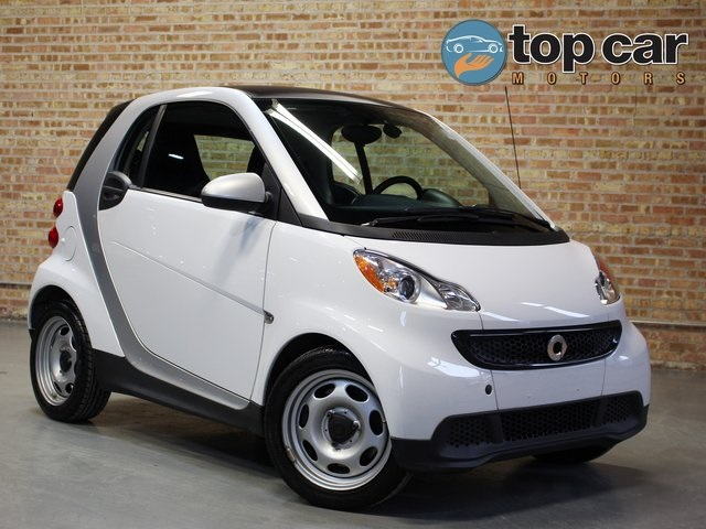 pre owned 2015 smart fortwo pure 2d coupe in chicago p537 top car motors. Black Bedroom Furniture Sets. Home Design Ideas