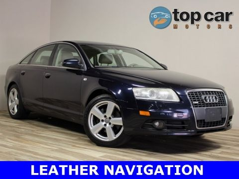 Pre-Owned 2008 Audi A6 3.2 quattro 4D Sedan