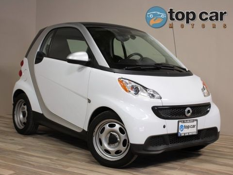 Pre-Owned 2013 smart Fortwo RWD 2D Coupe