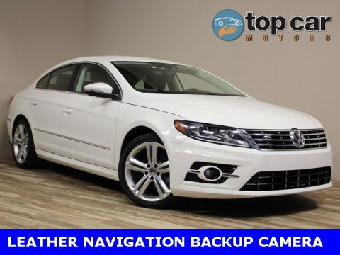 Pre-Owned 2015 Volkswagen CC FWD 4D Sedan